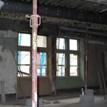 Les travaux avancent dans les immeubles 37-39 côte Jacquemart