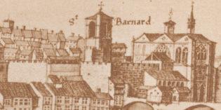 La restauration de la collégiale Saint-Barnard au XVIIe siècle