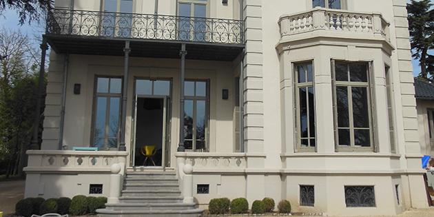 """Renaissance de la Villa Marguerite ou """"Villa Margot"""""""