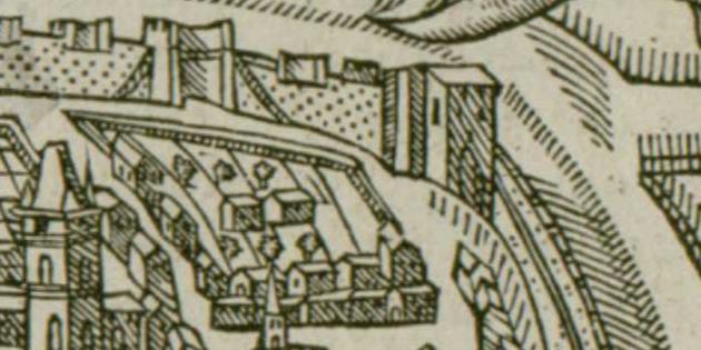 15 octobre 1547 - Vente aux enchères de l'ancien hôpital du Colombier