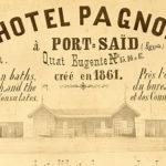Albert Ferdinand Pagnon, le roi des hôtels de la Haute-Égypte