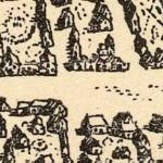 21 octobre 1481 – Nicolas Gaymard, religieux cordelier, vend la maison du Bordel