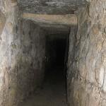 Les sous-sols du Musée de la Chaussure en photos