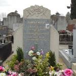 La tombe de Gabriel Figuet