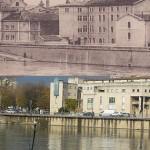 Hier et aujourd'hui : la caserne de la Presle et les abattoirs