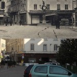 Hier et aujourd'hui : la place Maurice Faure