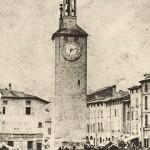 La plus vieille photo connue de la ville de Romans