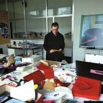 Sauvegarde des archives de l'usine Charles Jourdan