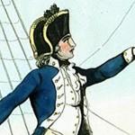 En 1796, Elizabeth naît d'une romanaise et d'un lieutenant de vaisseau anglais détenu à Romans