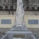Le monument du Souvenir Français