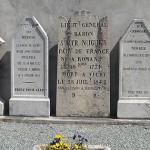 La tombe de Saint-Cyr Nugues