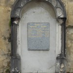La tombe de la famille Premier-Henry