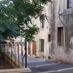 La rue des Vieilles Ecoles