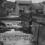 30 mars 1456 : Le Chapitre prend possession des eaux du torrent de la Savasse