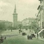 Auguste Simonnet, gardien et sonneur de l'horloge de Jacquemart