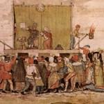 Mystère des trois Doms, joué à Romans-sur-Isère en 1509